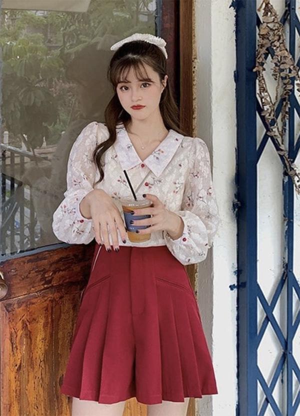 Thêm xinh đẹp, phong cách với shop Giang Thu Hà