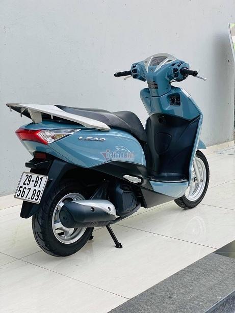 Honda Lead cũ màu độc, biển sảnh rồng rao giá 150 triệu đồng