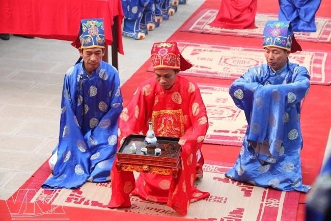 Hung Kings worship ritual - Symbol of Vietnam's culture
