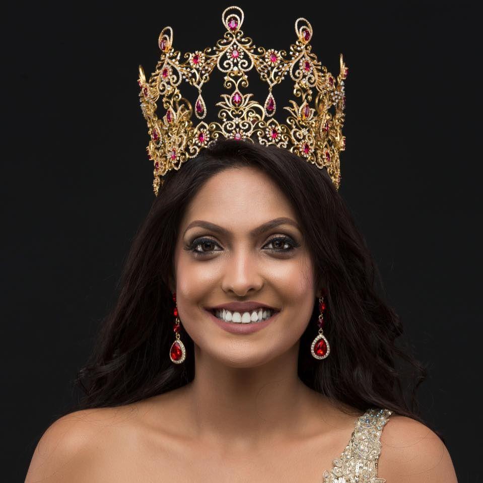 Á hậu 1 thay thế Hoa hậu Quý bà Thế giới trả lại danh hiệu sau scandal giật vương miện
