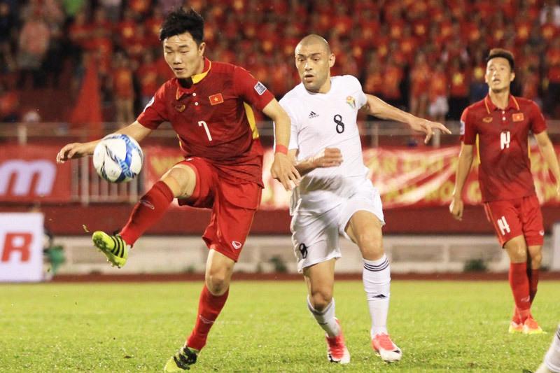 Tuyển Việt Nam có quân xanh xịn chờ đấu Malaysia, UAE
