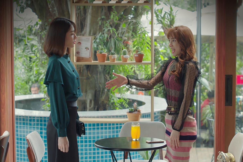 'Cây táo nở hoa' tập 9, Ngọc đuổi Ngà và Báu khi biết vợ bị trầm cảm