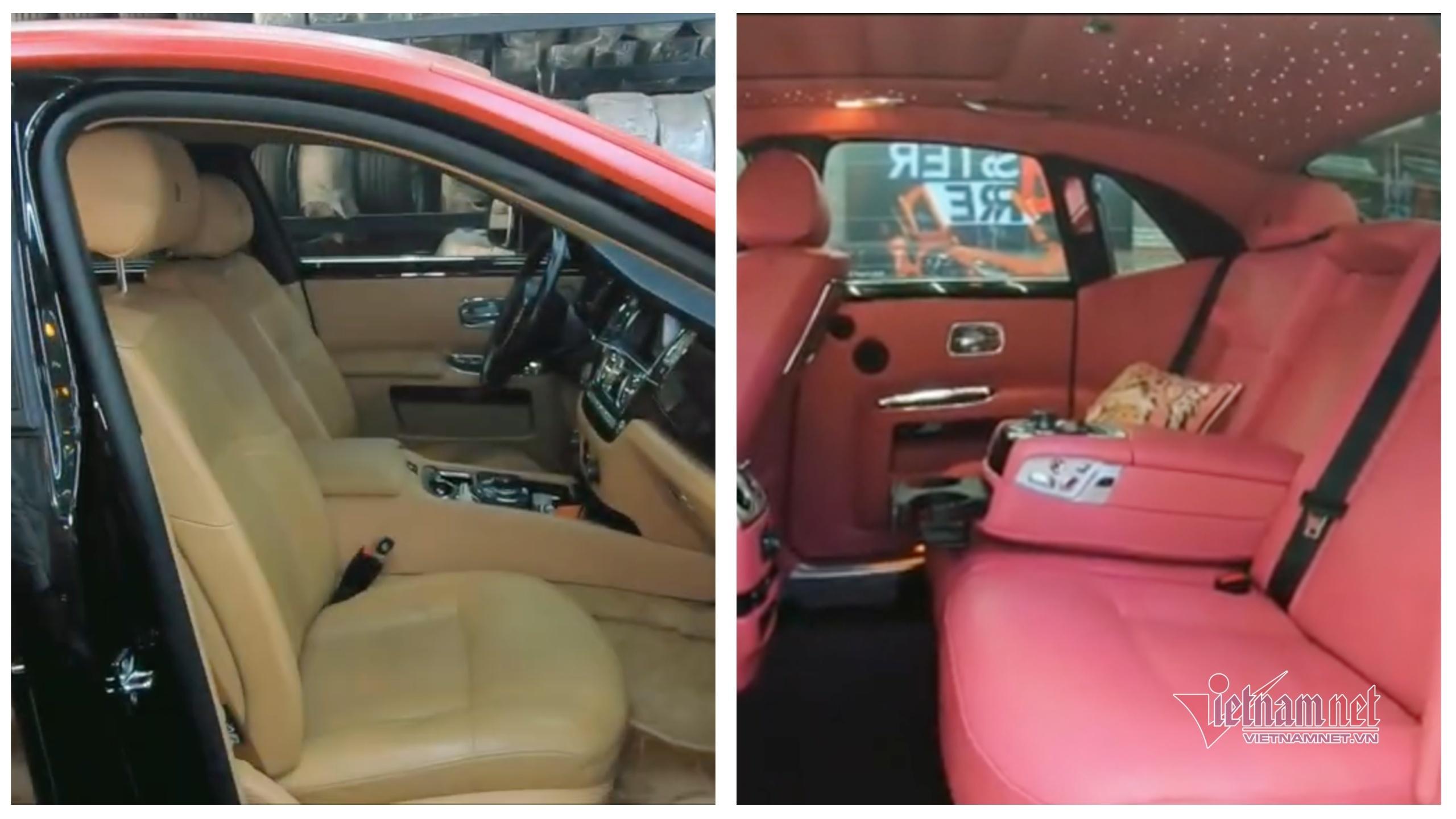 Ngọc Trinh tậu Rolls-Royce Ghost, bỏ thêm 2 tỷ đồng độ Black Pink