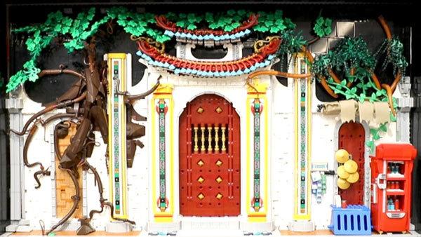 LEGO world,Dang Huy Hoang
