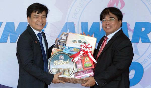 Ông Nguyễn Trường Thịnh phụ trách Trường ĐH Sư phạm Kỹ thuật TP.HCM