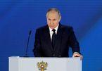 Ông Putin cảnh báo phương Tây không vượt qua 'lằn ranh đỏ'