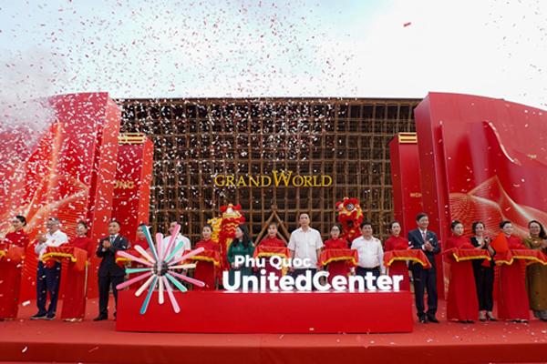 Vingroup khai trương siêu quần thể nghỉ dưỡng, vui chơi, giải trí hàng đầu Đông Nam Á