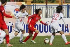 Nữ TPHCM phô diễn sức mạnh