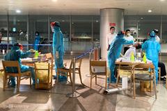 Thêm 6 ca Covid-19, Việt Nam có 2.812 bệnh nhân