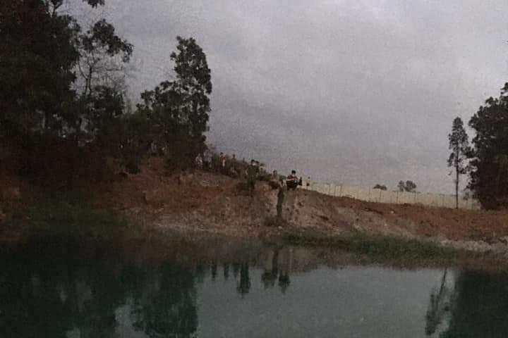 Học sinh lớp 7 chết đuối khi tắm ở hồ nước bỏ hoang