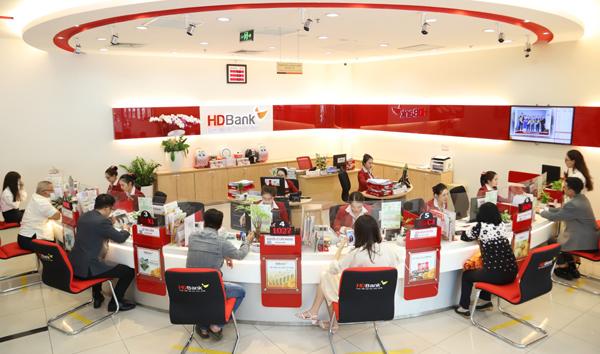 Quý I/2021, HDBank lãi trên 2.100 tỷ đồng