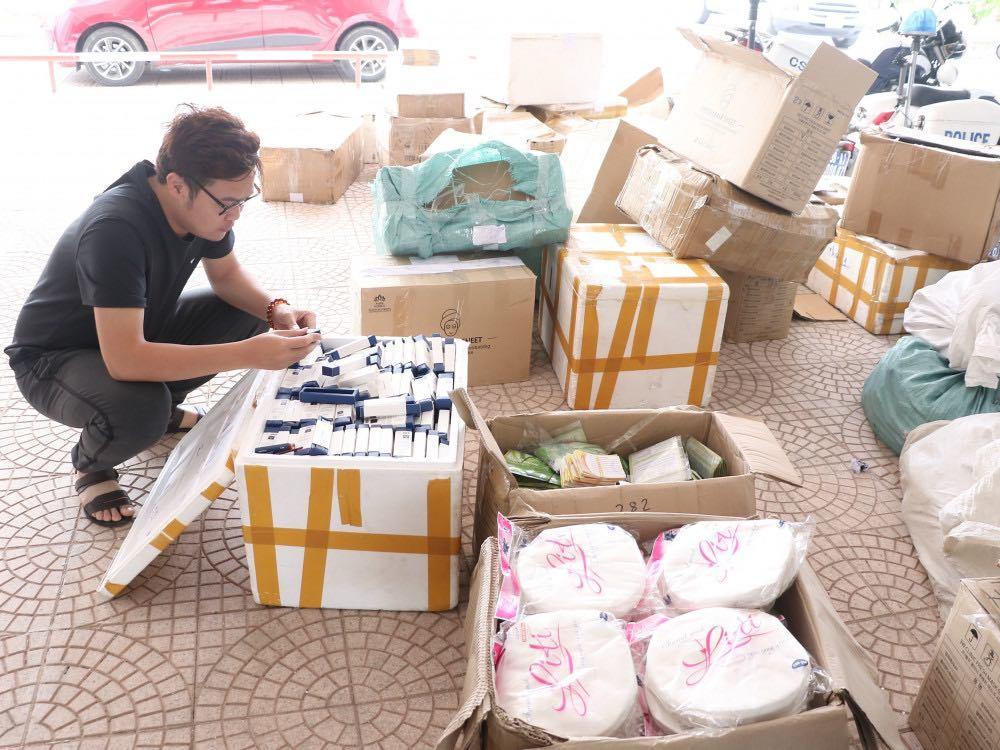 3.000 bị hại sập bẫy bằng hình thức cộng tác viên bán hàng online