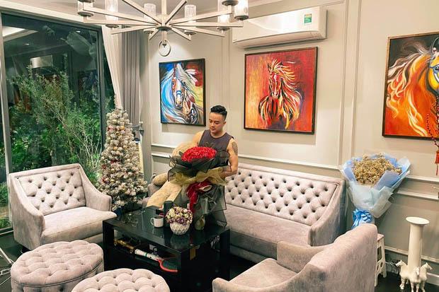 Tuổi 36, Cao Thái Sơn được gọi là 'đại gia bất động sản' của showbiz Việt