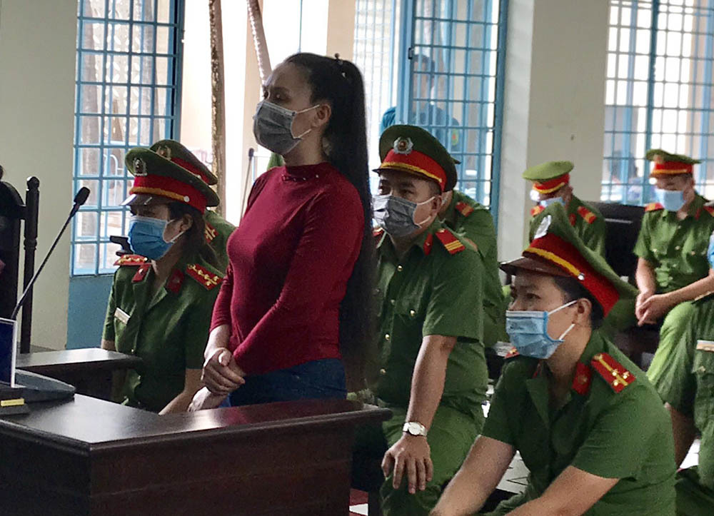 Phạt tù đối tượng Lê Thị Bình do chống phá Đảng, Nhà nước