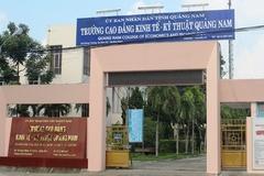 Sáp nhập 6 trường CĐ, trung cấp nghề thành Cao đẳng Quảng Nam