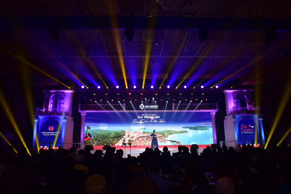 Hàng nghìn khách dự lễ ra mắt shophouse The Center Nam Phú Quốc