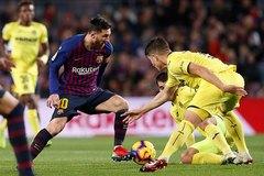 Lịch thi đấu bóng đá La Liga vòng 32