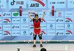 Weightlifter Duyen wins Vietnam's first international medal of year