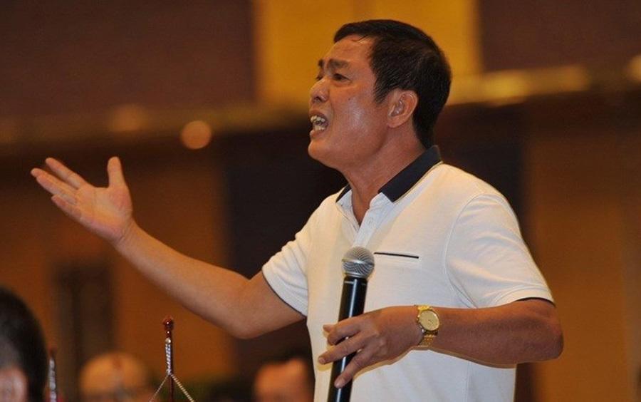 Ông Trần Mạnh Hùng rời ghế Chủ tịch CLB Hải Phòng