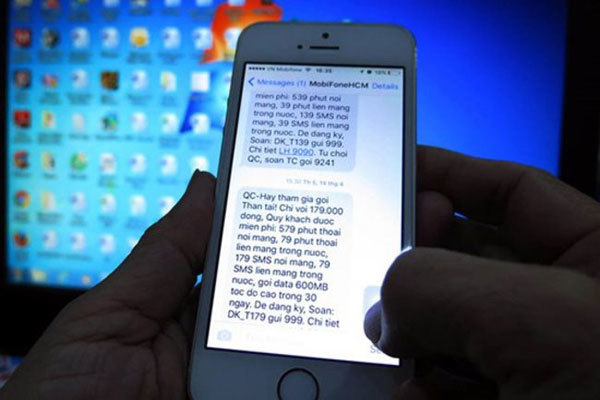 Nearly 130,000 mobile subscriptions delivering spam calls deactivated