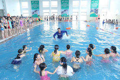 Ministry encourages swimming classes to reduce risk of drowning
