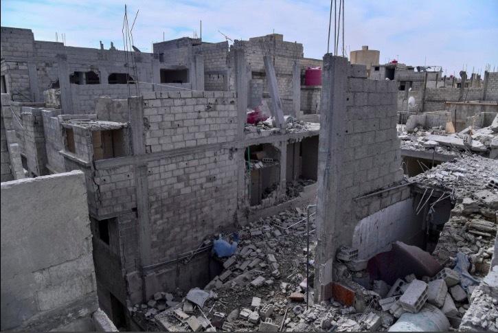 Israel tăng cường không chiến ở Syria để chống Iran