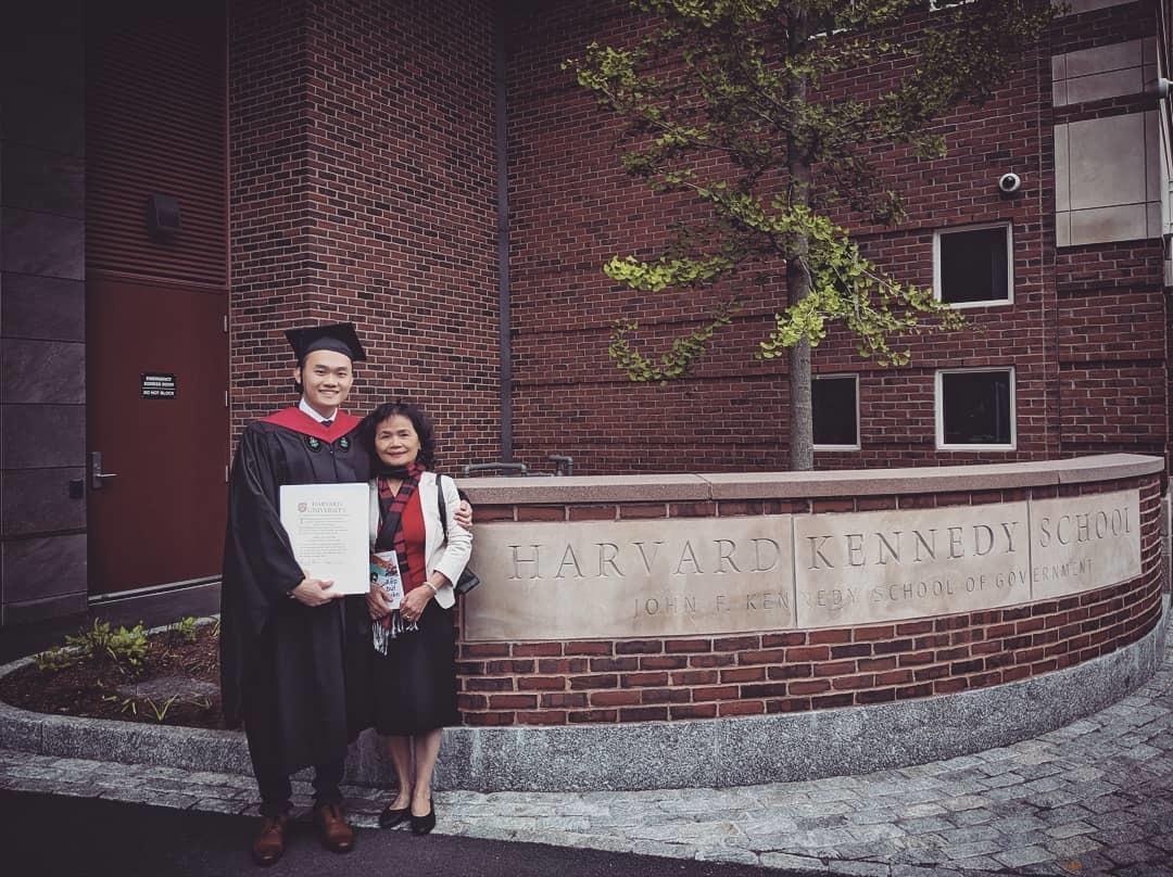 9X Việt trả lời câu hỏi làm thế nào để vào Harvard