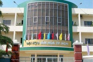 Cán bộ Trường ĐH Văn hóa TP.HCM cứ 'đi họp là có tiền'