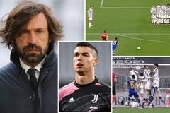 Pirlo cảnh báo gắt Ronaldo sau lỗi liên tiếp khó đỡ