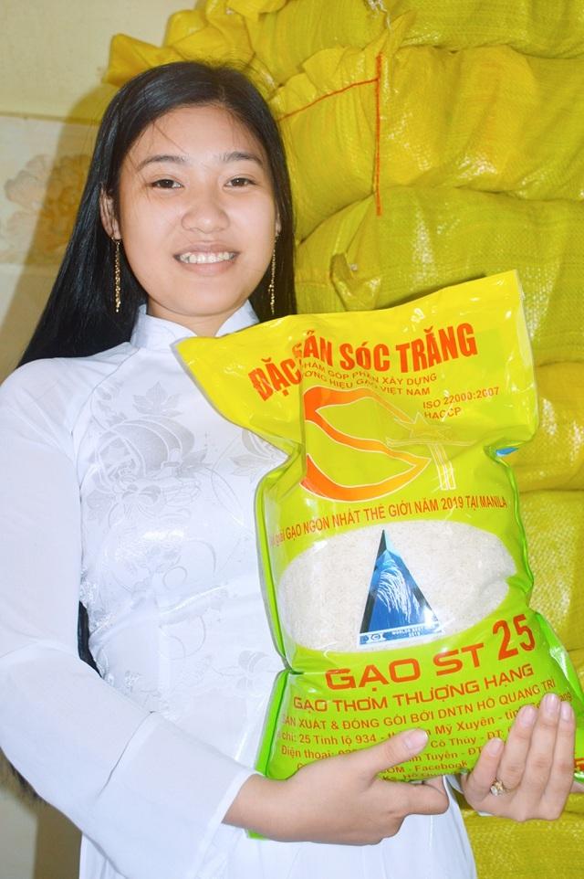 'Cha đẻ' gạo ngon nhất thế giới 2019: Vẫn tiếp tục mang ST24, ST25 đi thi