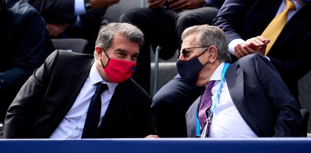 Barca tuyên bố sẽ là 'sai lầm lịch sử' nếu bỏ qua Super League