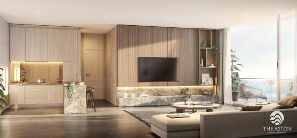 Những 'điểm cộng' đắt giá của căn hộ The Aston Nha Trang