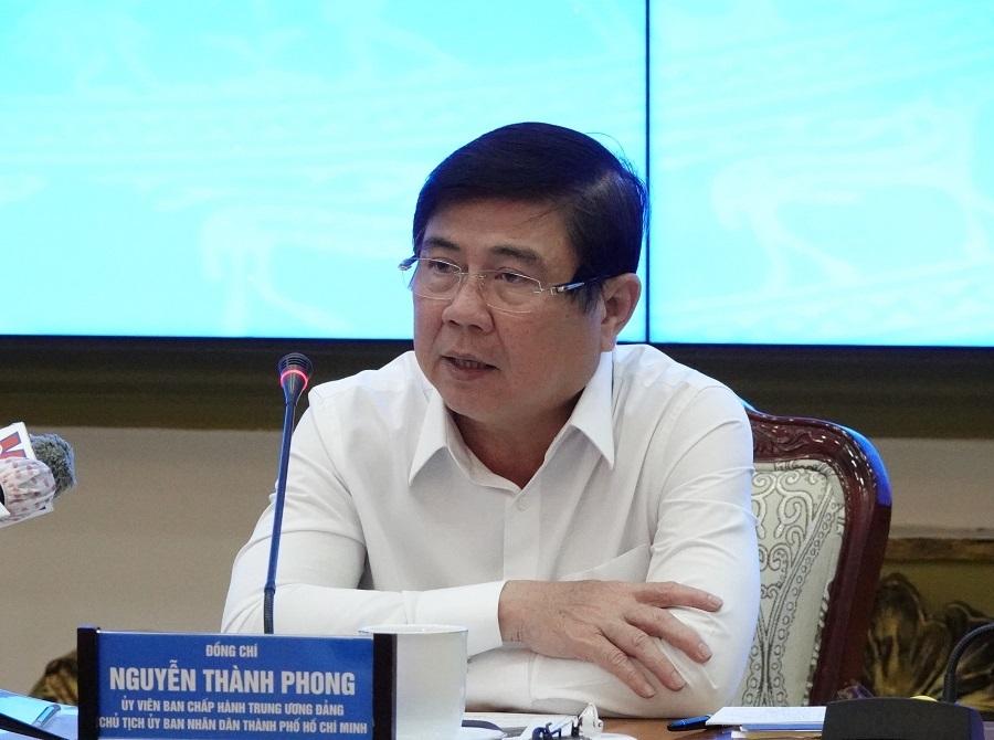 Chủ tịch TP.HCM: Việc đeo khẩu trang có dấu hiệu lơi lỏng