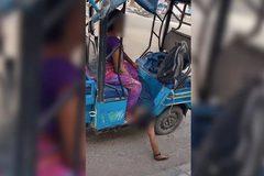 Bức ảnh lột tả thảm cảnh gây sốc vì Covid-19 ở Ấn Độ