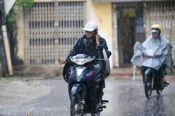 Miền Bắc sắp đón 2 đợt không khí lạnh liên tiếp, mưa giông nhiều nơi