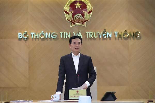 Bộ trưởng Nguyễn Mạnh Hùng định hướng các chiến lược phát triển ngành TT&TT trong 5 năm tới