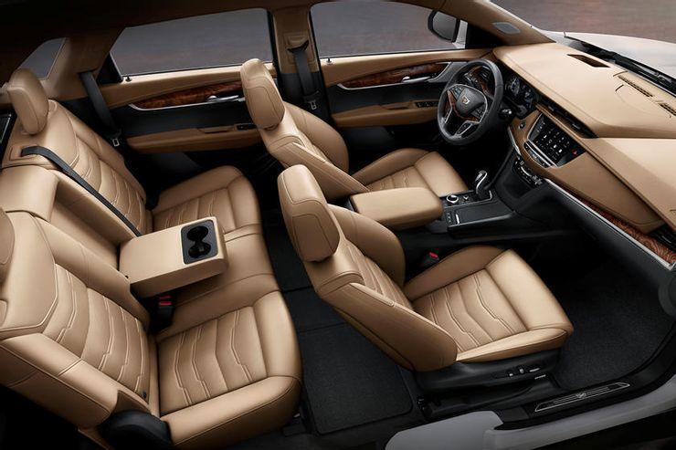 Những mẫuxe SUV có bảng điều khiển hiện đại nhất hiện nay