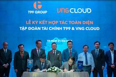 T99 bắt tay VNG Cloud nâng tầm dịch vụ tài chính cá nhân