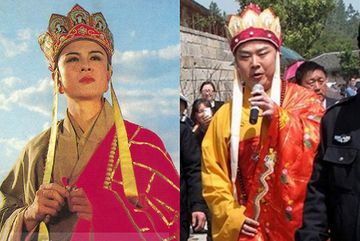 63 tuổi, 'Đường Tăng' Từ Thiếu Hoa bị chỉ trích vì ham tiền