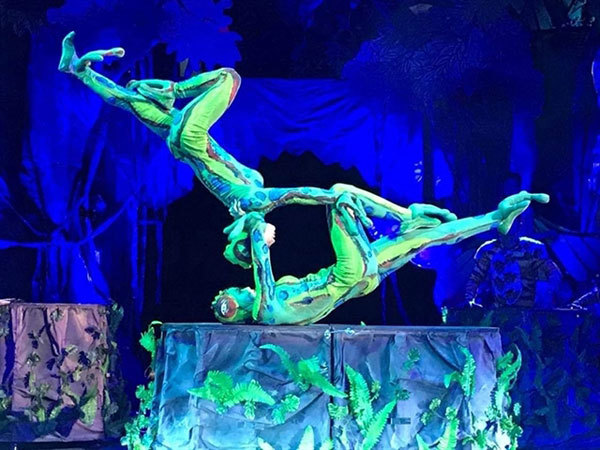 Contest to find new circus talents kicks off