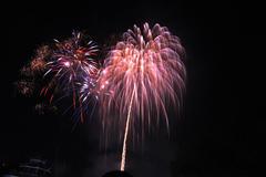 Dịp lễ 30/4 và 1/5 TPHCM có 4 điểm bắn pháo hoa
