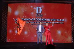 Shark Liên đưa thương hiệu mỹ phẩm Đức vào Việt Nam