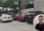 Vụ 2 Mercedes trùng biển số ở Hà Nội: Công an thu giữ thêm 5 xe sang