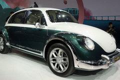 Xe Trung Quốc nhái trắng trợn 'con bọ' huyền thoại