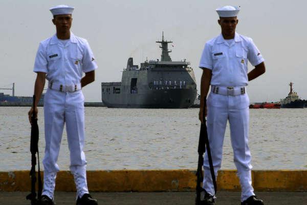 Philippines gửi công hàm phản đối tàu Trung Quốc hiện diện trên Biển Đông