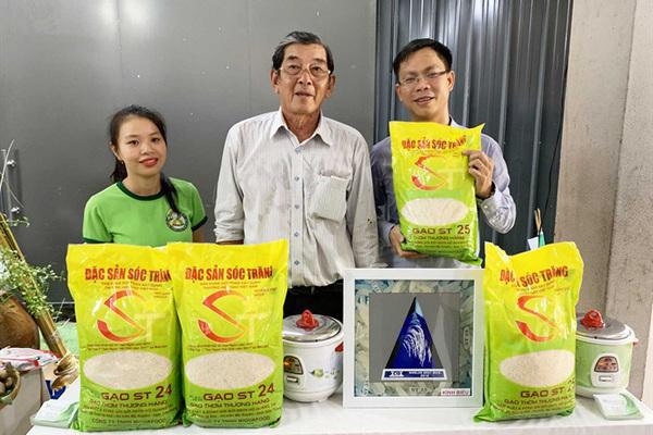 rice export,ST25,hi-tech agriculture,vietnam economy,Vietnamese rice