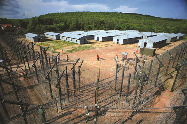 Prisons make their mark on tourism map