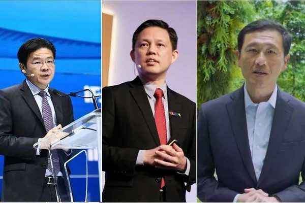 Ai sẽ kế nhiệm ông Lý Hiển Long làm Thủ tướng Singapore?
