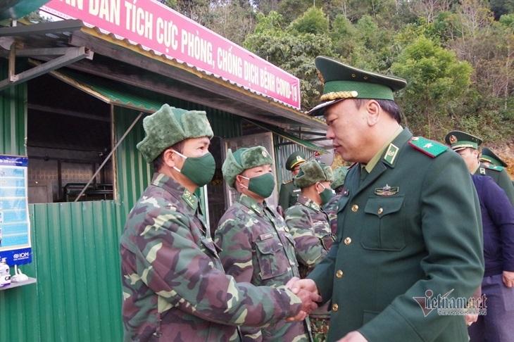 Tướng biên phòng 27 năm trấn ải Lạng Sơn