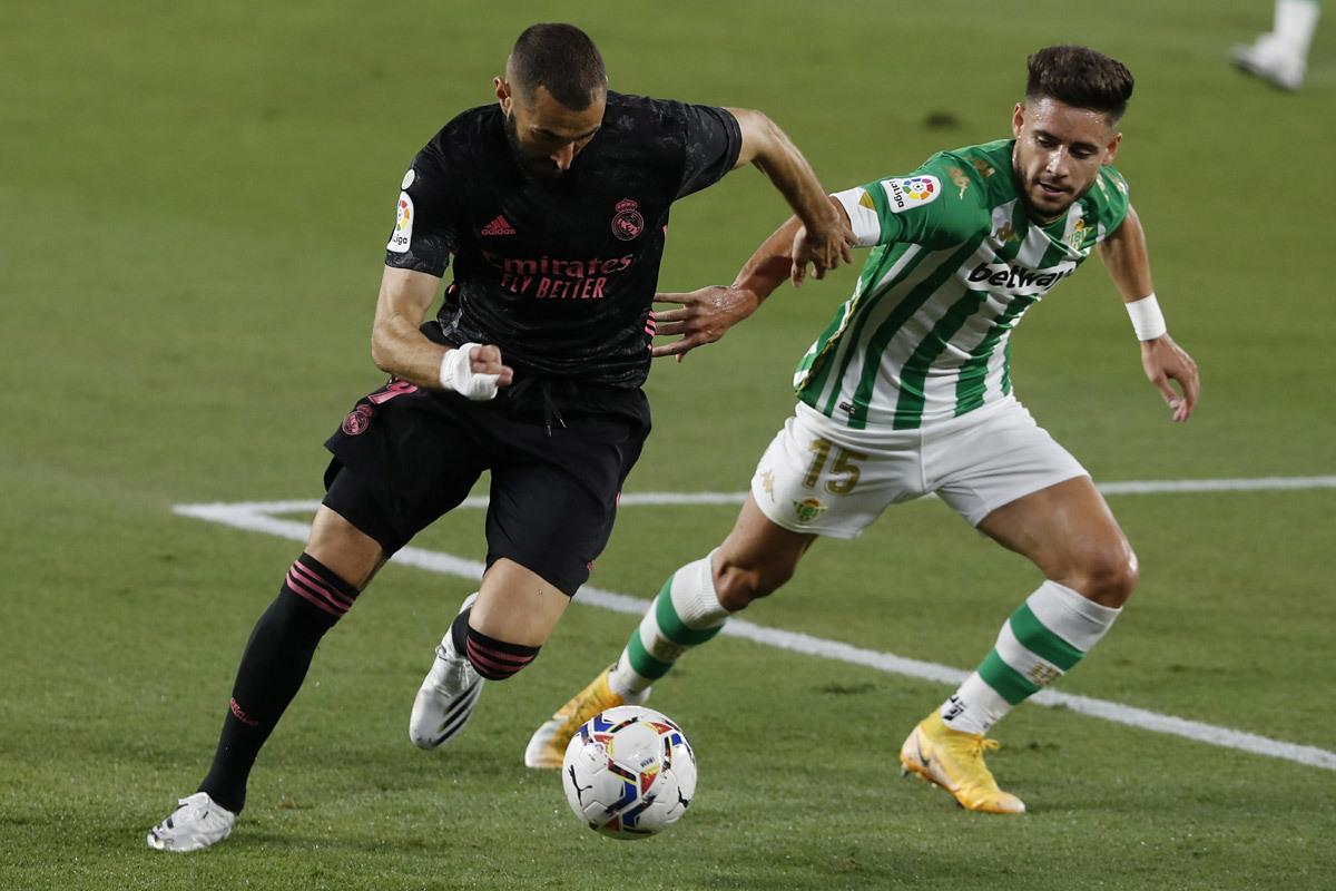 Nhận định Real Madrid vs Betis: Đánh nhanh thắng nhanh